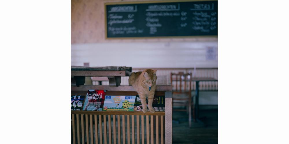 Café Bax - Claus