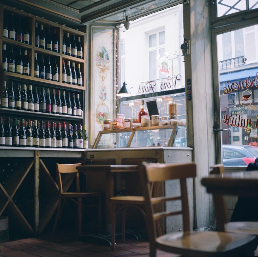 Vins fins (Paris, 2010) © Martijn Savenije