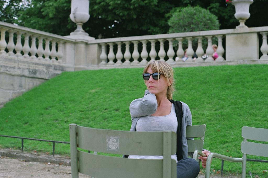 Jardin du Luxembourg, (Paris, 2010) © Martijn Savenije